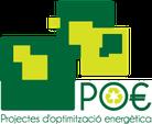 imatge logotip Projectes d'Optimització Energètica (POE)
