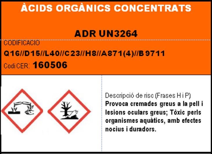 imatge en miniatura de l'etiqueta ACIDS ORGANICS CONCENTRATS