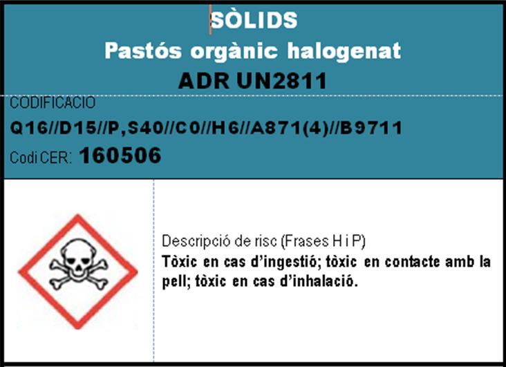imatge en miniatura de l'etiqueta SOLIDS pastos organic halogenat