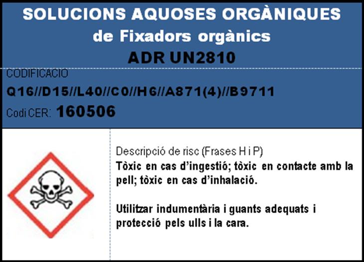 imatge en miniatura de l'etiqueta SOLUCIONS AQUOSES ORGANIQUES de fixadors organics