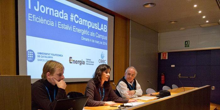 imatge 5a Sessió de treball POE / Jornada CampusLab (4/03/2014)