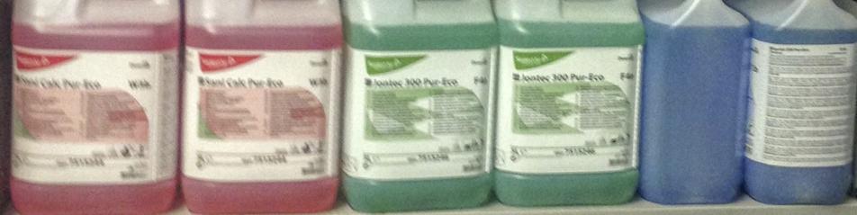 imatge de productes menys contaminants