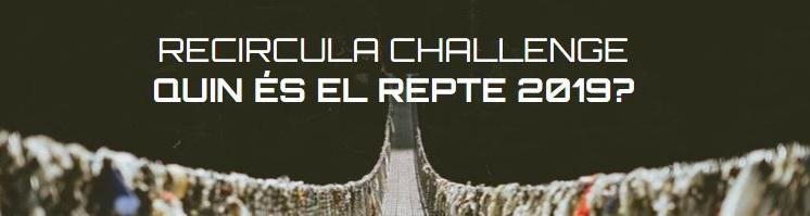 imatge Recircula Challenge 2019